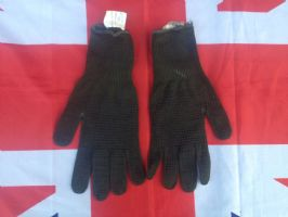 EX ARMY MILITARY COMBAT CONTACT GLOVES